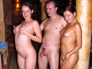 Nudist innocent nudism