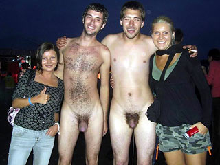 Real Nudist Couples