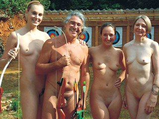 Nudist Families and Couples