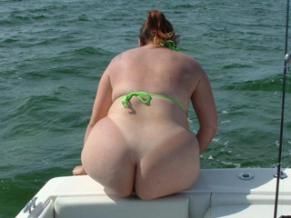 Fat Female Boaters